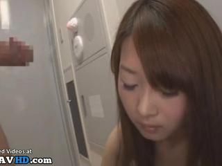 Japanese super cute 18yo sucks huge dick - More at Elitejavhd.com