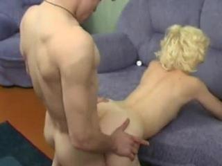 milf and boy(very composedly sex)