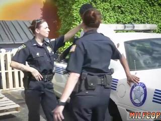 Fake taxi blonde police woman and my black pussy I will catch any