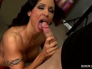 Jewels Jade Jams Dick In Wet Pussy