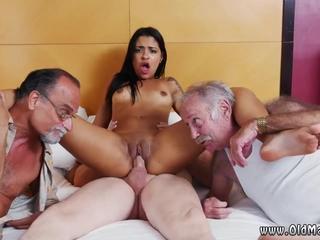Prostate massage handjob Staycation with a Latin Hottie
