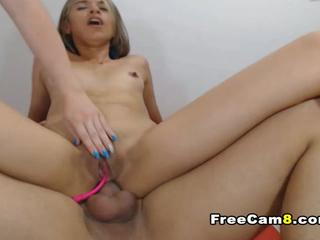 Hot Anal Fuck for Two Horny Babes