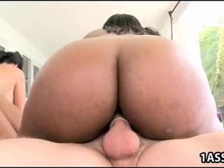 Big ass Diamond Kitty and Cherie Magic gets fucked