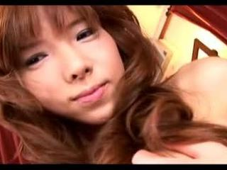 Serina Hayakawa has a hot teen Asian solo session