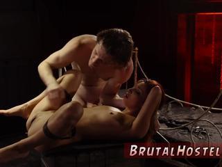 Erotic bondage and blonde big tits bdsm Poor little Jade Jantzen, she