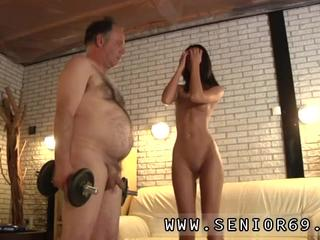 Old mature bbw couple xxx When Eric is doing his exercise he is