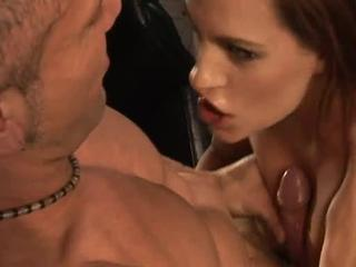 Gorgeous Brunette Babe Gets Butt-Hole Nailed With Stiff Dick