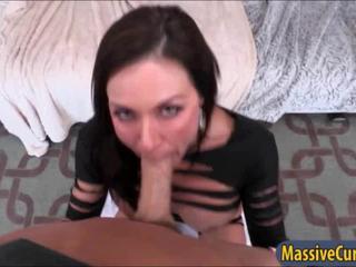 Big ass MILF Kendra Lust gets nailed and facial cumshot
