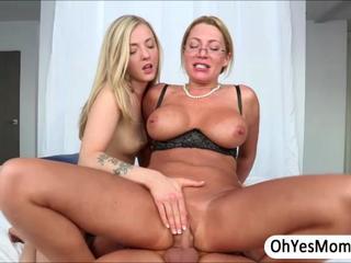 Teen Karla offers her bfs dick to her kinky stepmom Jennifer