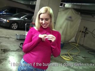 Lady boss banged in car shop for cash