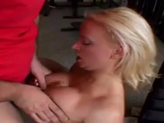 Voluptuous Blonde ChickBanged Intensely