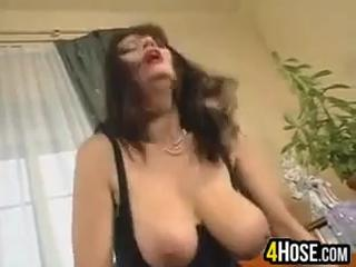 Busty Mature Woman Having Sex