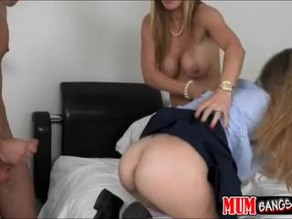 Tanya Tate sets up 3some for her boyfie