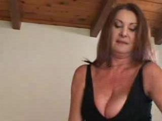 Hot Mature Redhead Gets Nasty