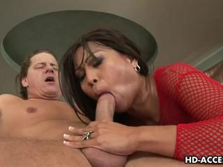 Max Mikita in interracial threesome with anal