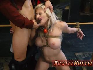 Young anal punishment and sock slave Big-breasted light-haired hotty