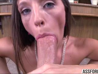 Charming model Jamie succulent pussy gets obliterated by a big dick