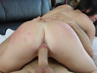 Sexy filthy Kymberlee Anne hardly fucked in the ass