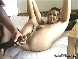 Black Cock Up This Cougars Ass