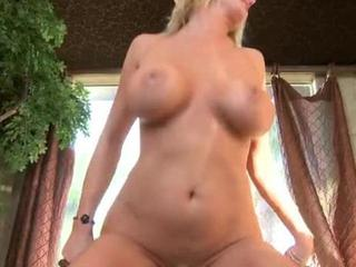 Hot Blonde Zoey Holiday Stuffs Boner Down Her Lips And Vag
