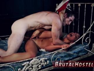 Brutal anal machine bdsm and anime muscle domination Poor tiny Latina