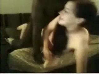 Pussy of a teen rammed by a bbc on cam-part2 on webgirlsoncam.com