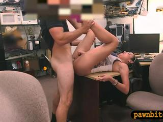 Big titty latin chick fucked by pawn guy