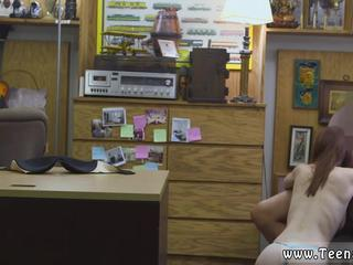 Hot teen escort anal xxx Jenny Gets Her Ass Pounded At The Pawn Shop