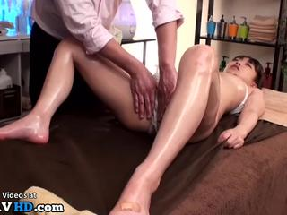 Japanese 18yo massage went in a different way - More at Elitejavhd.com