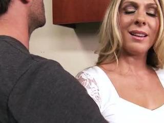 Busty Blonde Milf Takes Dick In Wet Cunt