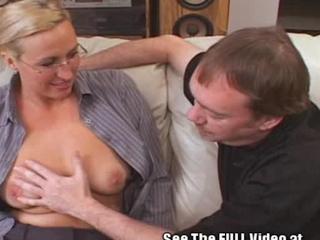 Teacher Joey Lynn Gets a Lesson In Slutty Submission